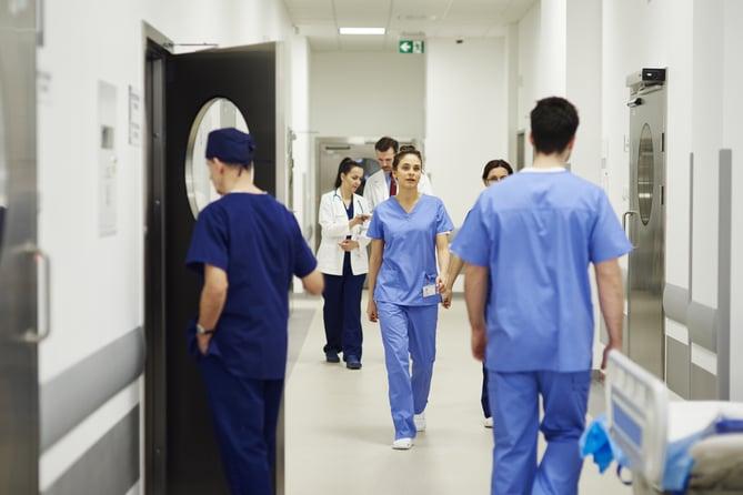 Nurses Protective Gear